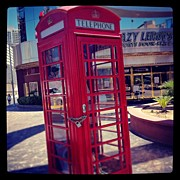 Matt Goodall - London Vintage Phonebox...