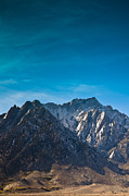 Outdoors Photo Originals - Lone Pine Peaks by Marius Sipa