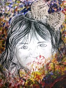 Child Tapestries - Textiles - Lonely by Norddin  Nurul Natasha