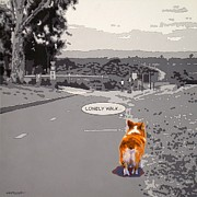 Max Yamada - Lonely Walk v.4