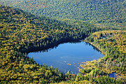 Lonesome Prints - Lonesome Lake - White Mountains New Hampshire USA Print by Erin Paul Donovan