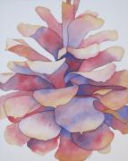 Pine Cones Originals - Lonesome Pine by Linda Franklin