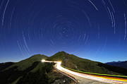 Long Exposure Hohuanshan Print by 1000