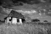 Haunted Shack Prints - Long Forgotten house Print by Romeo Koitmae