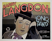 Films By Frank Capra Posters - Long Pants, Harry Langdon, 1927 Poster by Everett
