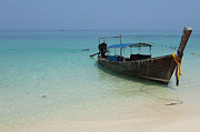 Nawarat Namphon Photos - Long tail boat by Nawarat Namphon