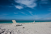 Thoughts Prints - Longboat Key  Print by Betsy A Cutler East Coast Barrier Islands