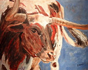 Caron Sue Staney - Longhorn 1