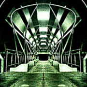 Scary Art - Longway Scary Tunnel #silk_moments by Iskandar Bukan Alexander