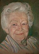 Aging Pastels - Look of Love by Diane Woods
