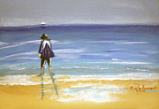 Kate Farrant - Looking at the Yacht