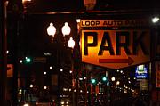 Loop Auto Park Print by Jame Hayes