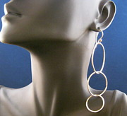 Dangles Jewelry - Loops by Deborah Haste