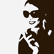 Sunglasses Digital Art - Lora by Irina  March