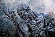 Rodin Prints - Lord have mercy Print by Joachim G Pinkawa