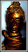 Fiber Glass  Framed Prints - Lord Shiva Framed Print by Anand Swaroop Manchiraju
