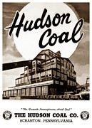 Beer Photos - Loree Colliery Larksville PA. Hudson Coal Co  by Arthur Miller