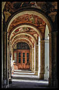 Religious Art Photos - Loreto Walk by Joan Carroll