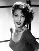 Loretta Framed Prints - Loretta Young Show, Loretta Young Framed Print by Everett