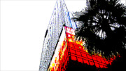 Downtown Digital Art Originals - Los  Angeles   by Ken Lafler