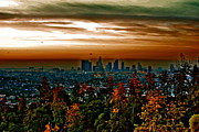 Griffith Park Prints - Los Angeles Print by Art Kardashian