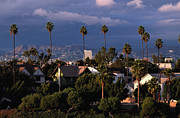 Los Angeles, California Print by Larry Brownstein