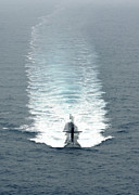 Submerge Photos - Los Angeles-class Fast Attack Submarine by Stocktrek Images