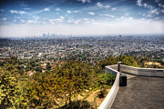 Griffith Park Prints - Los Angeles Print by Jessica Velasco