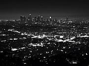 Lights Photo Originals - Los Angeles by John Gusky