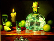 William Martin - Los limones con tequila