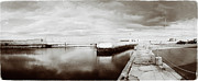 Airways Photo Originals - Lossiemouth Harbor by Jan Faul