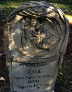Cemeteries Photos - Lost at Birth by Peter Piatt