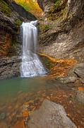 Arkansas Metal Prints - Lost Falls Metal Print by Ryan Heffron