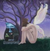 Grave Pastels - Lost Friend by Candice Wright