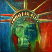 Liberty Paintings - Lost Spirit by Tommy Lennartsson