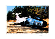F-101 Prints - Lost Voodoo Magic Print by Tommy Anderson