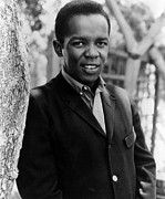 Crooner Framed Prints - Lou Rawls 1933-2006, Circa 1965. Csu Framed Print by Everett