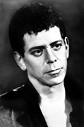 1980s Portraits Framed Prints - Lou Reed, Ca 1980s Framed Print by Everett