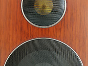 Grate Photo Metal Prints - Loudspeaker Metal Print by Luigi Masella