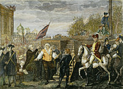 Louis Xvi: Execution, 1793 Print by Granger