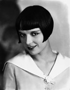 Bangs Photos - Louise Brooks, Ca. Late 1920s by Everett
