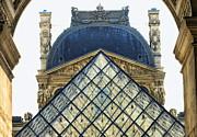 Chuck Kuhn - Louvre Up Close IV