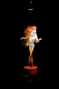 Crazy Sculpture Prints - LOVA    onstage Print by Sophie Bernardin