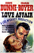 1939 Movies Photos - Love Affair, Irene Dunne, Charles by Everett