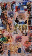 Venice Mixed Media Originals - Love for Venice  by Averil Stuart-Head