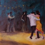 Keith Thue Art - Love in the Spotlight by Keith Thue