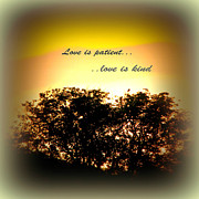 Love Is Patient   Print by Michelle Frizzell-Thompson