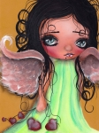 Fairy Art - Love Keeper by  Abril Andrade Griffith
