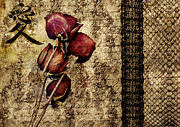 Roses Digital Art - Love Letter by Viaina    