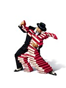 Tango Photos - Love Of Books, Conceptual Image by Smetek